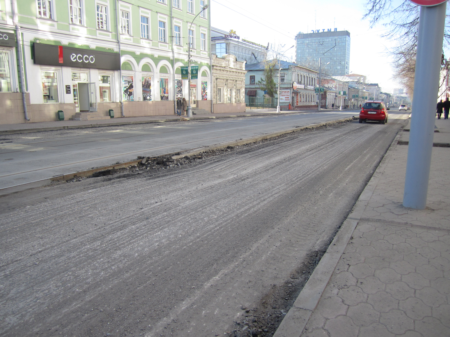 Road construction in Russia. Why roads are so expensive 40