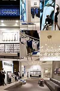 Wolford Strümpfe eröffnet Flagship-Store in Münchner Weinstraße am 05.03.2015