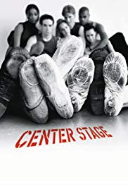 Center Stage Poster