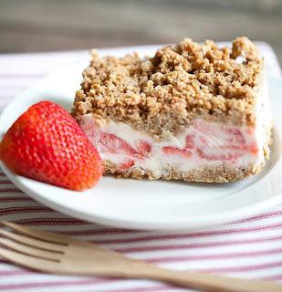 Recette du fraise glacé