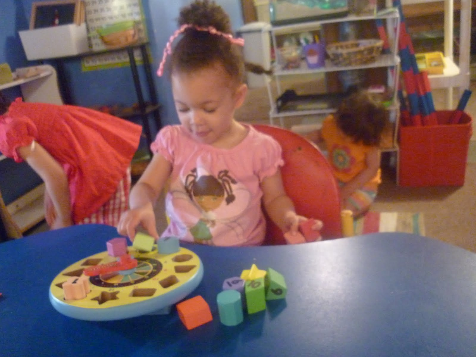 The Work Plan Montessori Monday