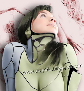 Cara membuat Sexy Humanoid