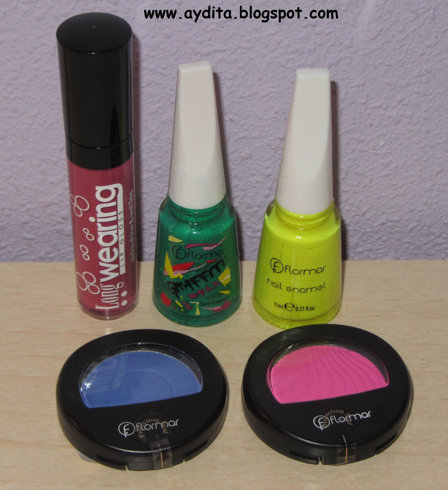 La caja sorpresa del maquillaje: Mis productos de Flormar para este ...