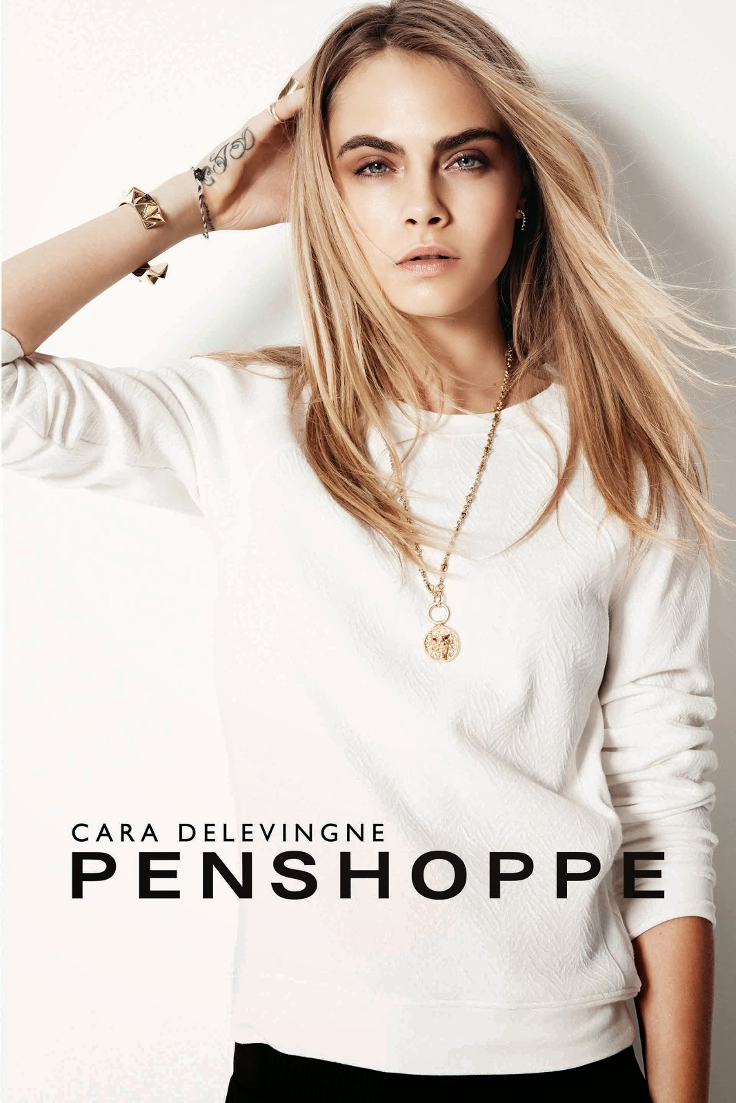 Penshoppe Who Recently Named British Supermodel And It Girl Cara Delevingne As The Face Of Their Latest Holiday Campaign Will Showcase A Large Array