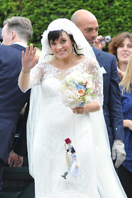 lily allen wedding
