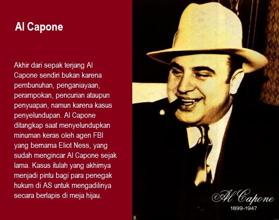 Biografi Al Capone – Bos Mafia Amerika