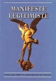 Manifeste légitimiste