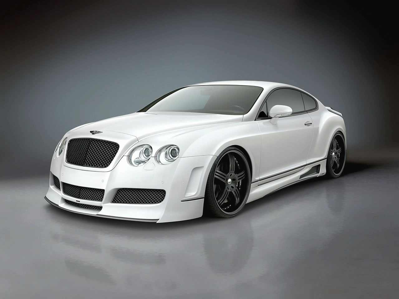 Tuning cars and news bentley continental custom for The bentley
