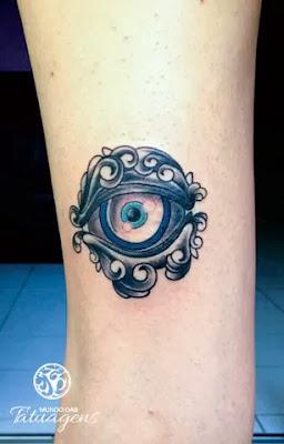 Tatuagens para Mulheres de Olhos