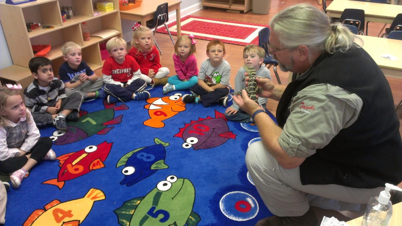 Cincinnati Nature Center Preschool Calendar