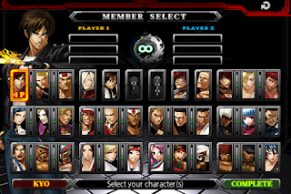 THE KING OF FIGHTERS-A 2012 v1.0.1 Apk Download