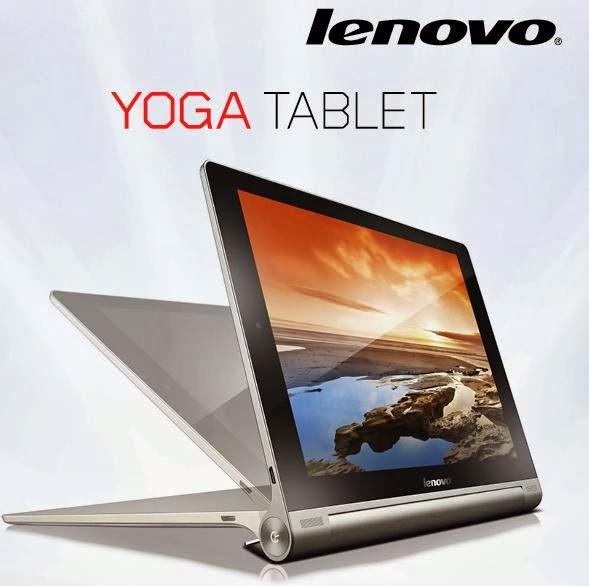 سعر تابلت لينوفو يوجا Lenovo Yoga فى اخر عروض جرير