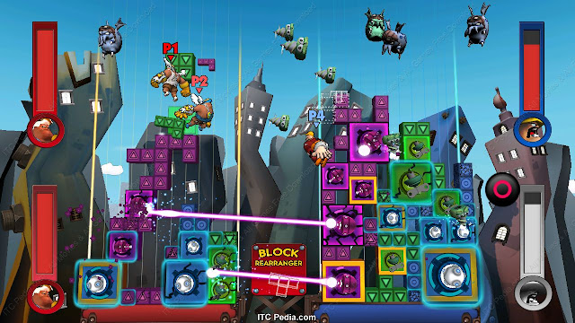 Slam Bolt Scrappers full download