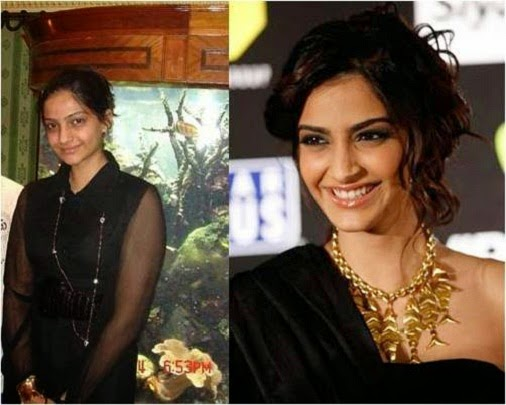 Sonam kapoor without makeup photo-wallpapers