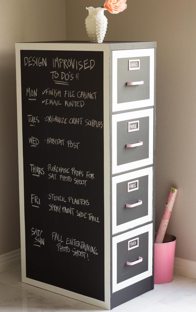 Paint file cabinet 1 6