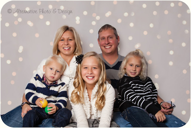 Olson Family | Family Photographer Janesville, WI