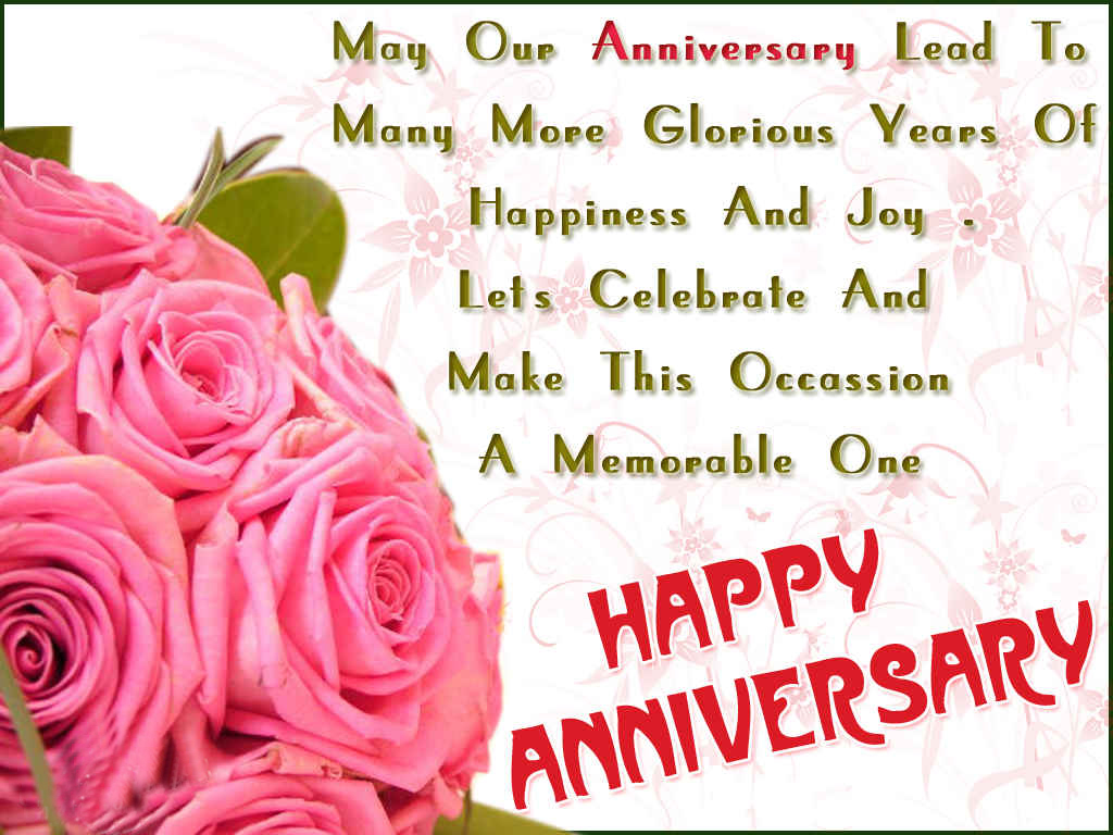 St anniversary wishes messages for wife