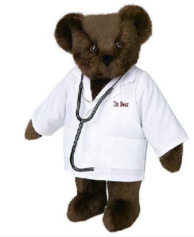 Accountant Teddy Bear4