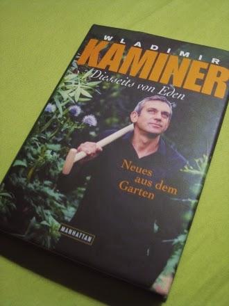 Wladimir Kaminer: Neues aus dem Garten Buchbeute