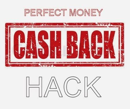 cashback hack perfectmoney