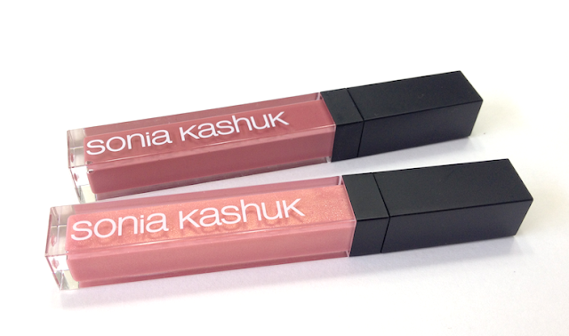 Sonia Kashuk Ultra Luxe Lip Gloss - Fairest Flush and Modern Mauve Target Canada
