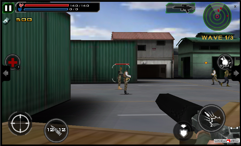Death Shoot 2 ( Android Games )