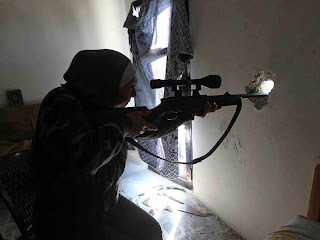 Guevara Female Sniper