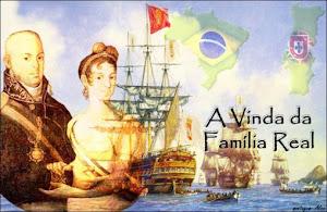 Família Real Portuguesa no Brasil