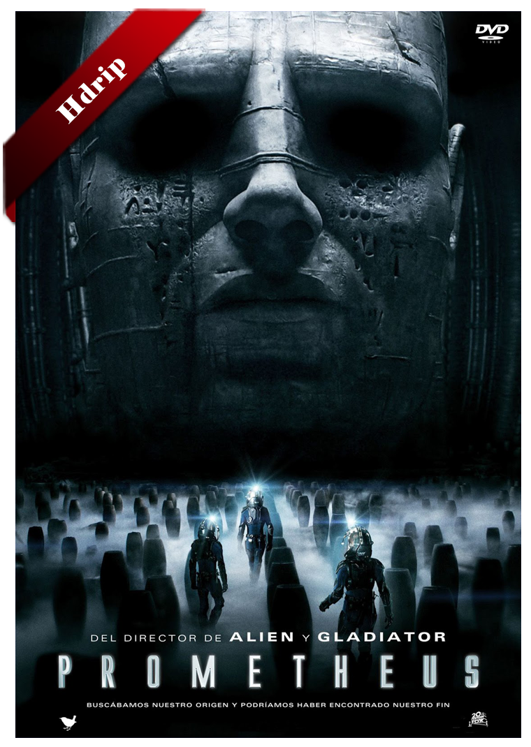 Prometheus Hdrip Castellano 2012