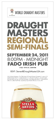 Draught Masters Competition Denver
