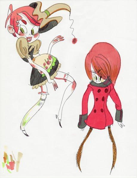 Funny cute 2007 random drawings for Random cute drawings
