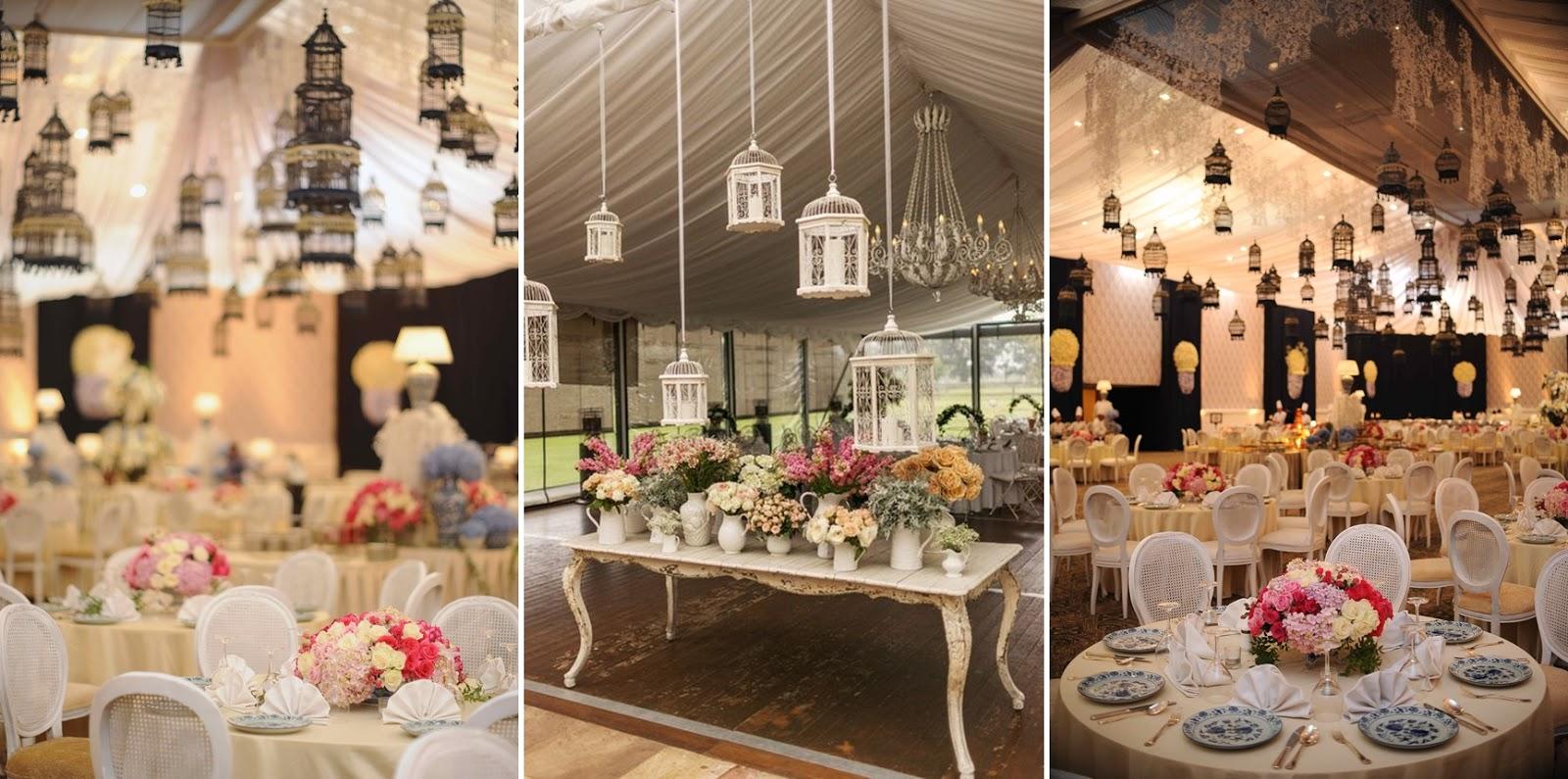 wedding tent decoration - steve's decor