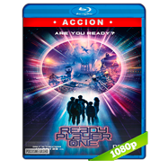 Ready Player One: Comienza el juego (2018) Full HD 1080p Audio Dual Latino-Ingles