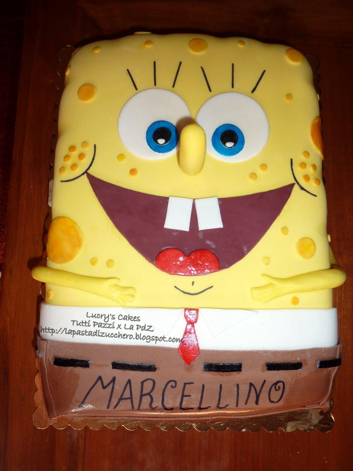 Il mio spongebob by lucrezia75 pagina 1 - Pagina a colori spongebob ...