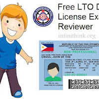 reviewer drivers license exam philippines