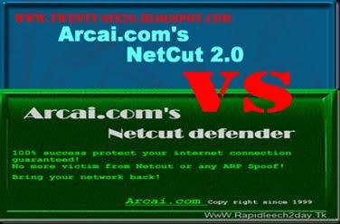 Netcut Defender
