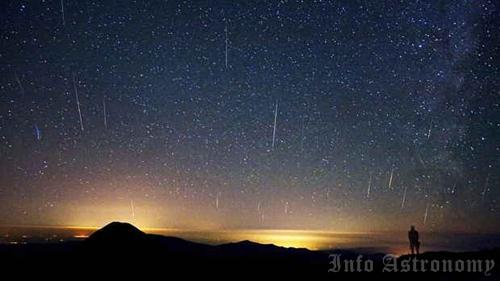 Hujan Meteor Perseid Masih Ada Malam Ini dan Lusa