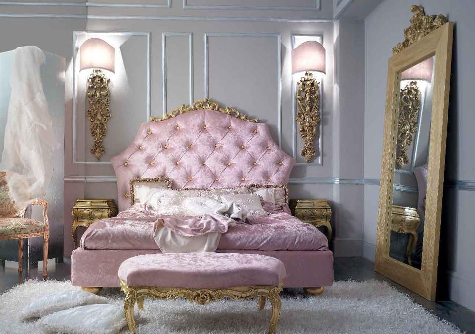 12 quartos de luxo decorados decora o e ideias for Chambre adulte complete baroque
