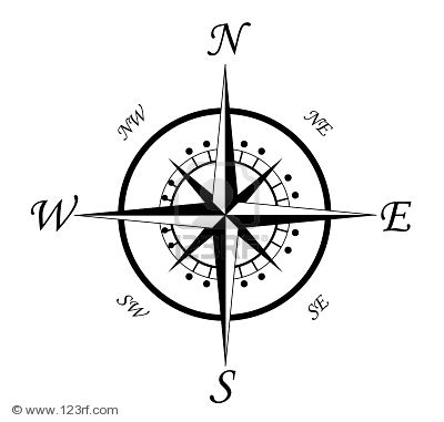 Tattoo Inspiration Compass Roses