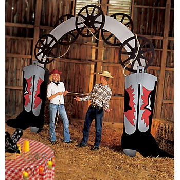 Western-Theme-Party-Ideas-custom-photos