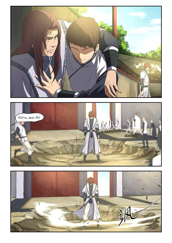 Kiếm Nghịch Thương Khung Chapter 3 - Truyentranhmoi.net