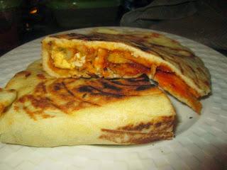 Recette du sandwich maison
