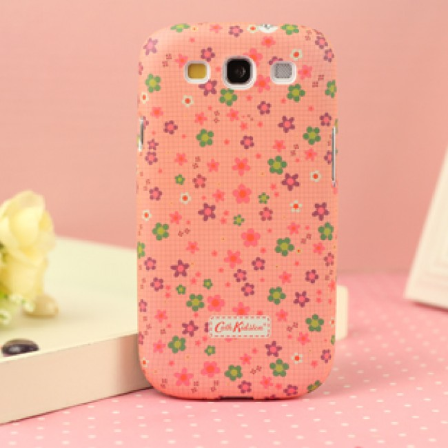 Pink Galaxy S3 Phone Cases For Girls Samsung galaxy s3 cases