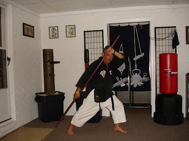 Rokushaku Bo