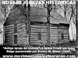 Nossas Igrejas Históricas