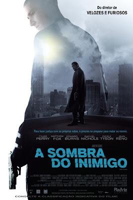 Filme Poster A Sombra do Inimigo R5 XviD & RMVB Dublado