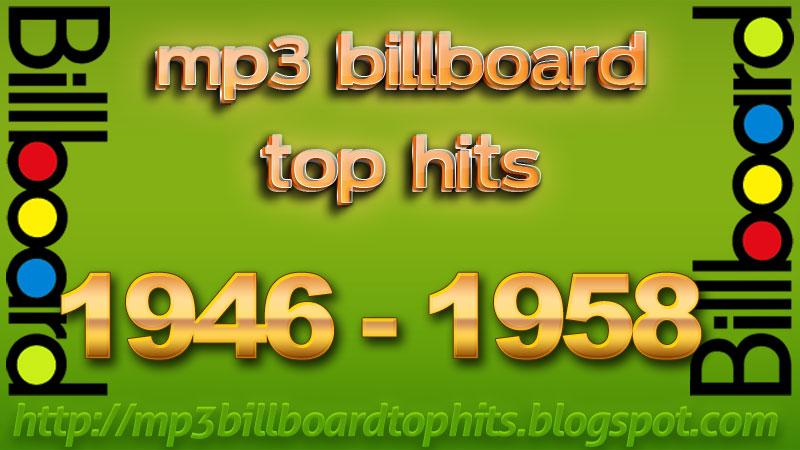 MP3 Billboard Top Hits 1946-1958 | mp3 Billboard Top Hits
