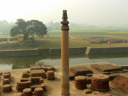 Ashoka Pillar, Vaishali
