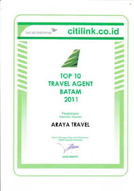 TOP 10 TRAVEL AGENT