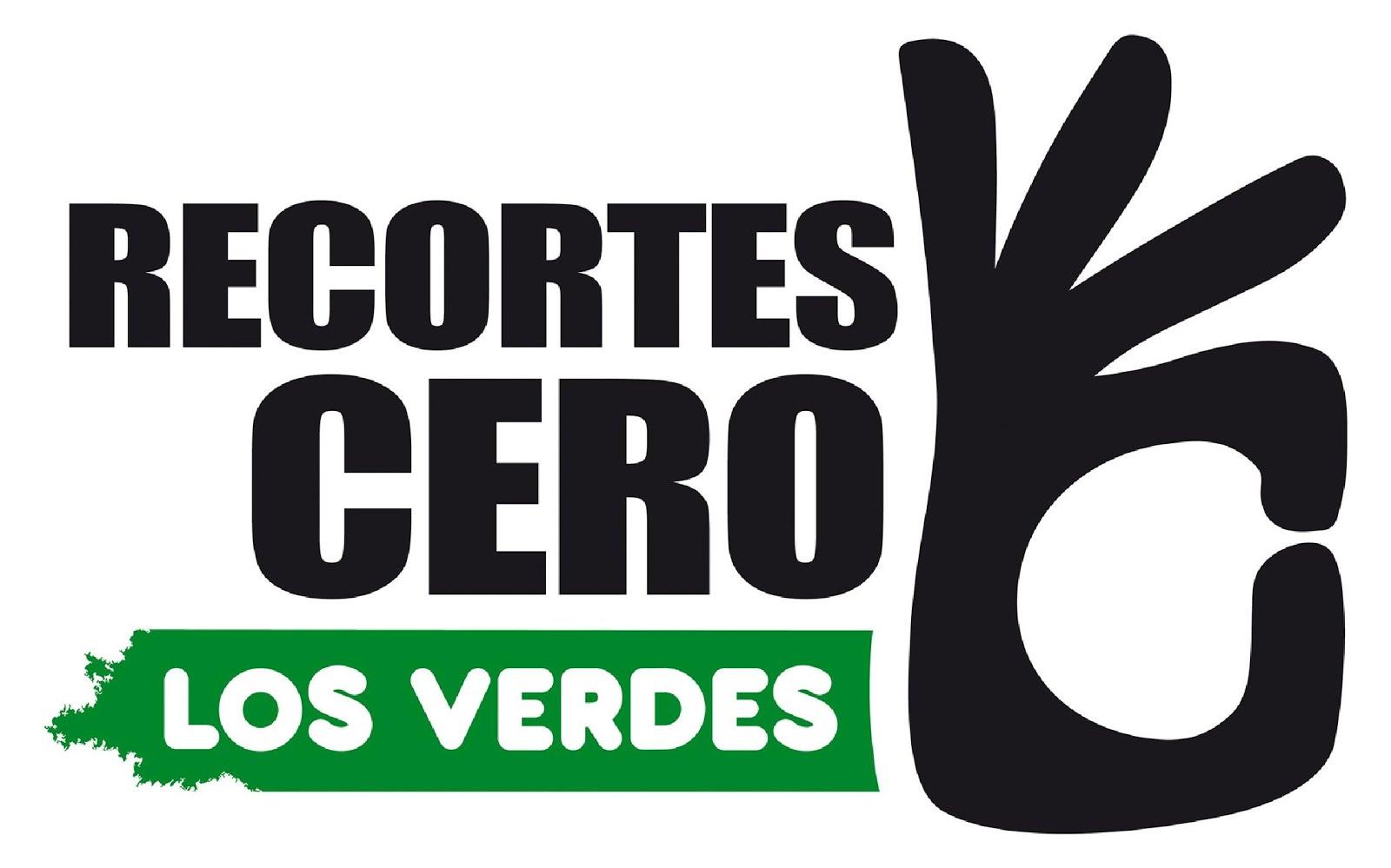 Recortes Cero - Los Verdes